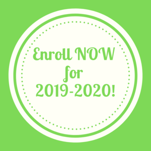 Re-Enrollment Open for 2019-2020 School Year