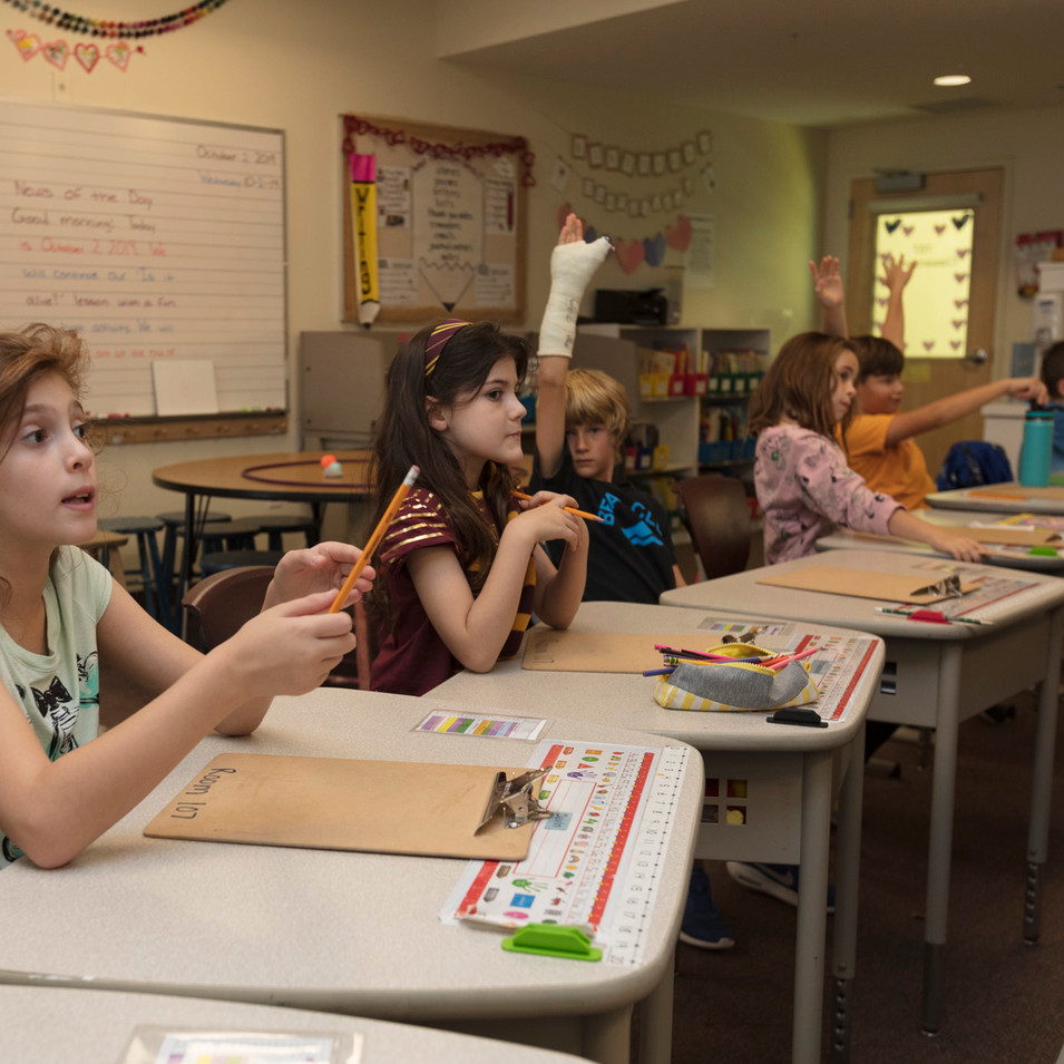 PCS Classroom