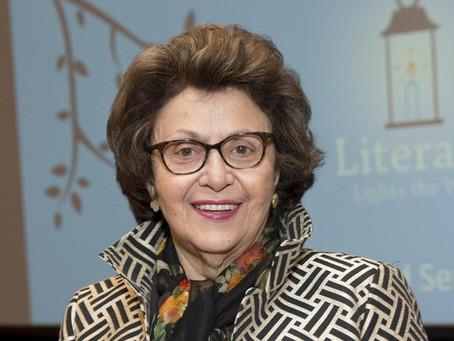 PCS Trustee Dr. Sally Shaywitz Featured on IGTV