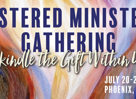 Rostered Ministers Gathering