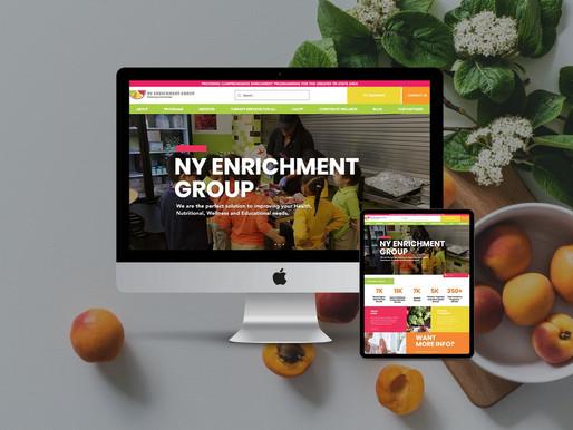 Website Redesign for Non-Profit