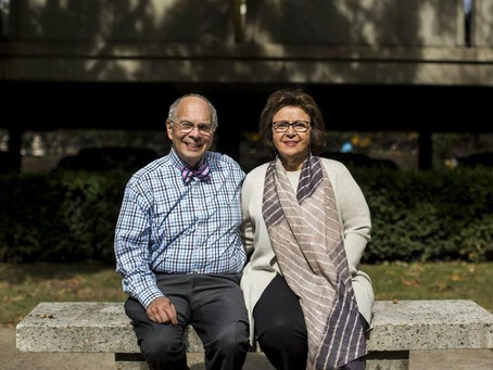 Sally and Bennett Shaywitz Featured in New York Times