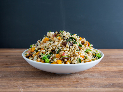 FRIED RICE is easy to screw up. MAKE THIS instead.