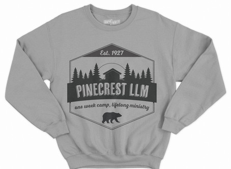 Pinecrest Merch is HERE!