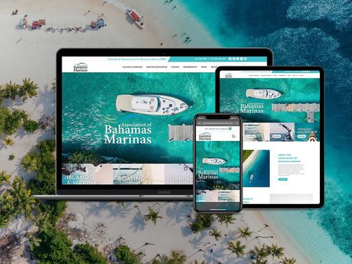 Website Redesign: Association of Bahamas Marinas