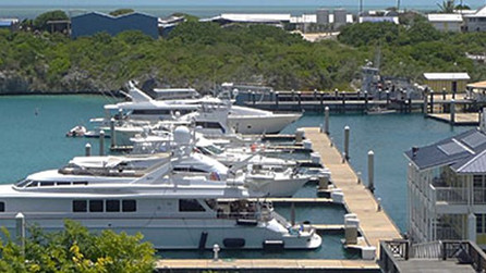 SAFE HARBOUR MARINA AT CAVE CAY