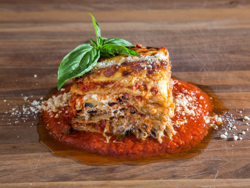 how to make EGGPLANT PARMIGIANA