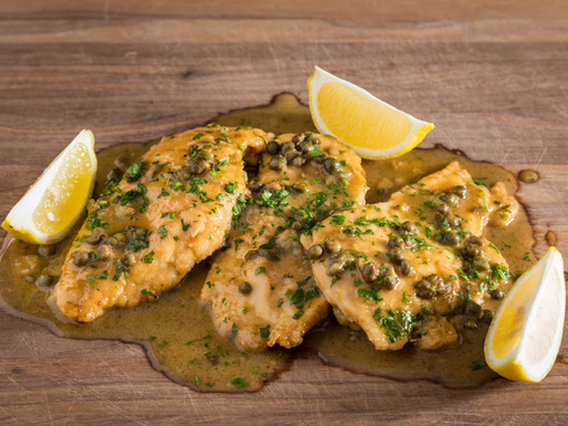 how to make EASY CHICKEN PICCATA
