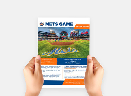 Mets Game — Sponsored by the Pinecrest Alumni Association