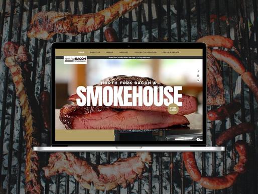 BBQ & Smokehouse Website Design