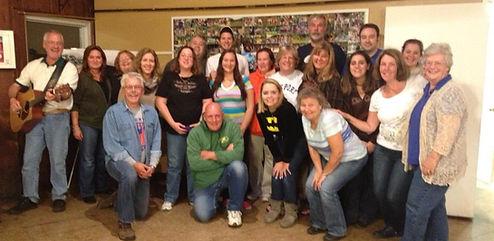 pinecres alumni group photo