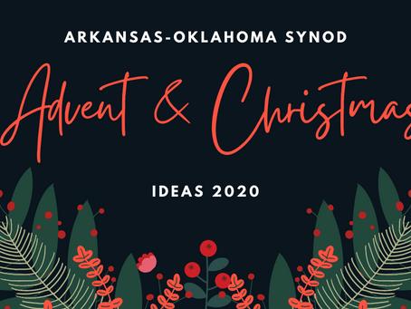 Advent & Christmas Ideas for 2020