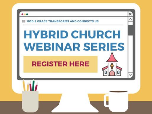 Hybrid Church Webinar Series