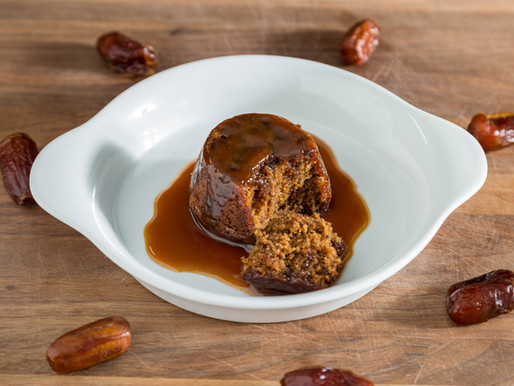 STICKY TOFFEE PUDDING (possibly the greatest dessert of all time)
