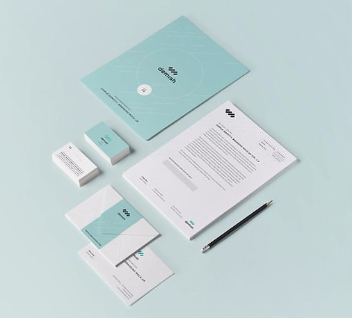 Brand Identity & Print Collateral