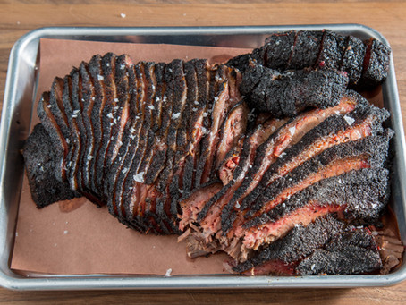 Texas-Style Smoked Beef Brisket