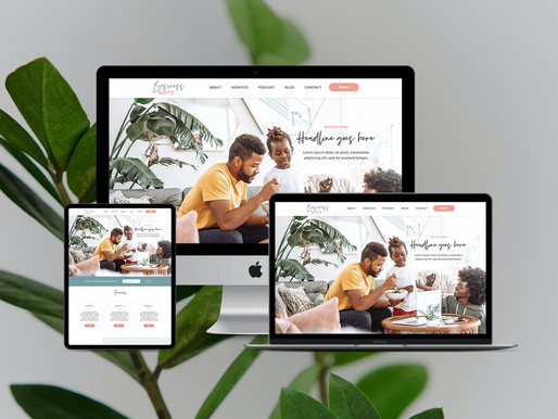 Small Business Pre-Designed Template