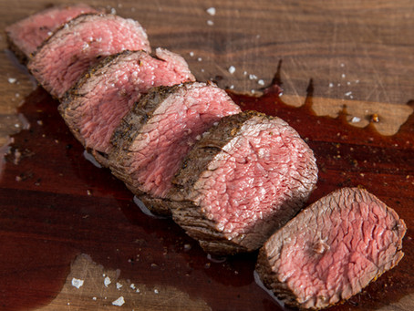 THIS STEAK COST $4.53!!! how to get FILET MIGNON for the price of GROUND BEEF
