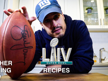 my TOP 10 RECIPES for a BETTER SUPER BOWL PARTY