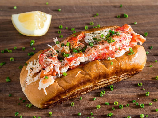 Alaskan King Crab Rolls