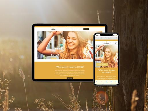 Website Redesign for Trendy Hair Salon