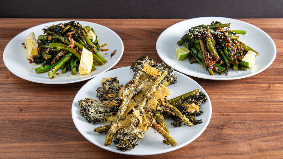 3 quick and easy BROCCOLINI recipes I can't stop eating