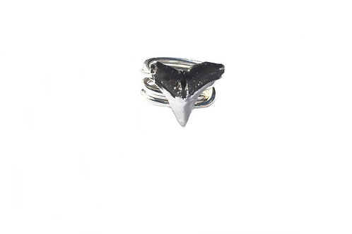 Multi Wrap Tooth Ring