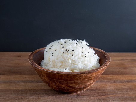 fool-proof HACK for cooking SHORT GRAIN SUSHI RICE in a pot