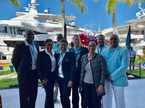 FLIBS 2019 Joe with Ministry of Tourism