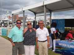 Bahamas Charter Show 2020 Pete, Jenn, Ba