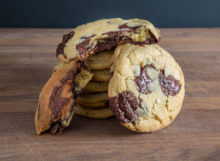 The FAMOUS Jacques Torres Chocolate Chip Cookie