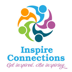Inspire Connections Logo Design