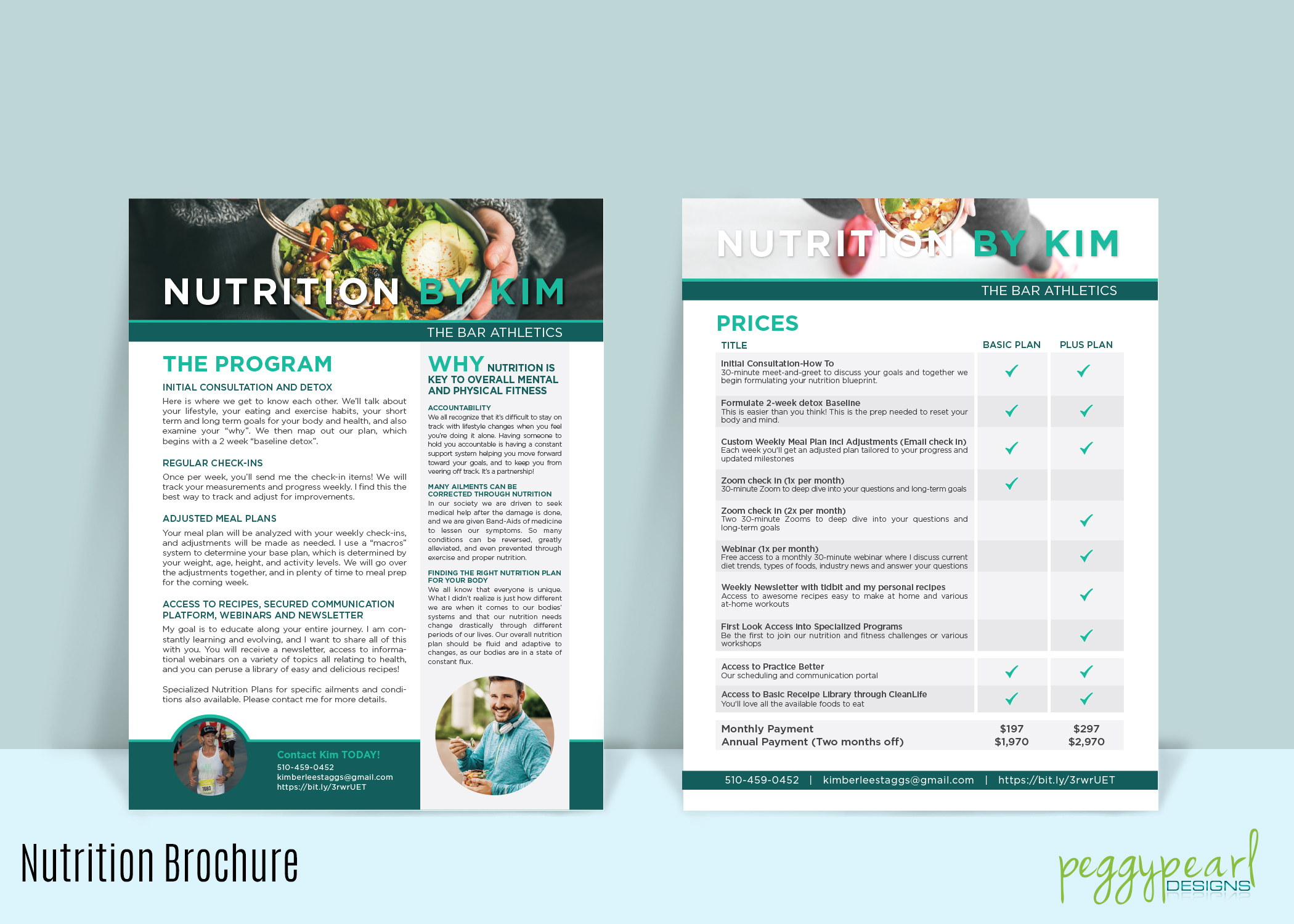 Nutrition Brochure pic1