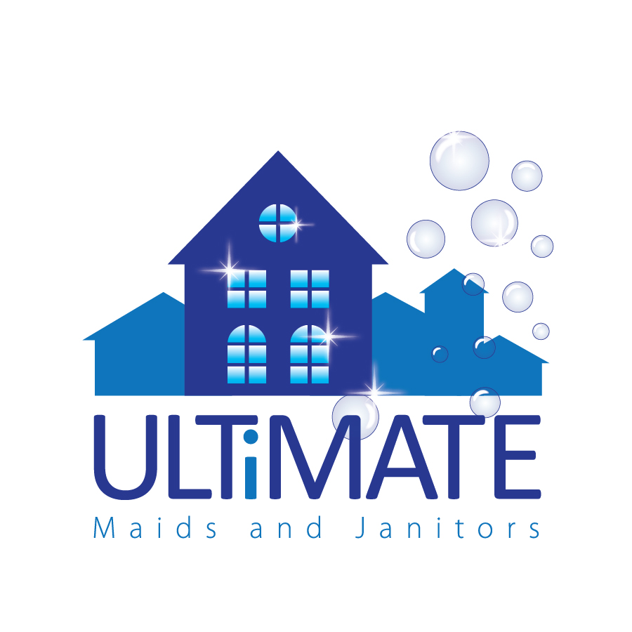 Ultimate Maids and Janitors Logo