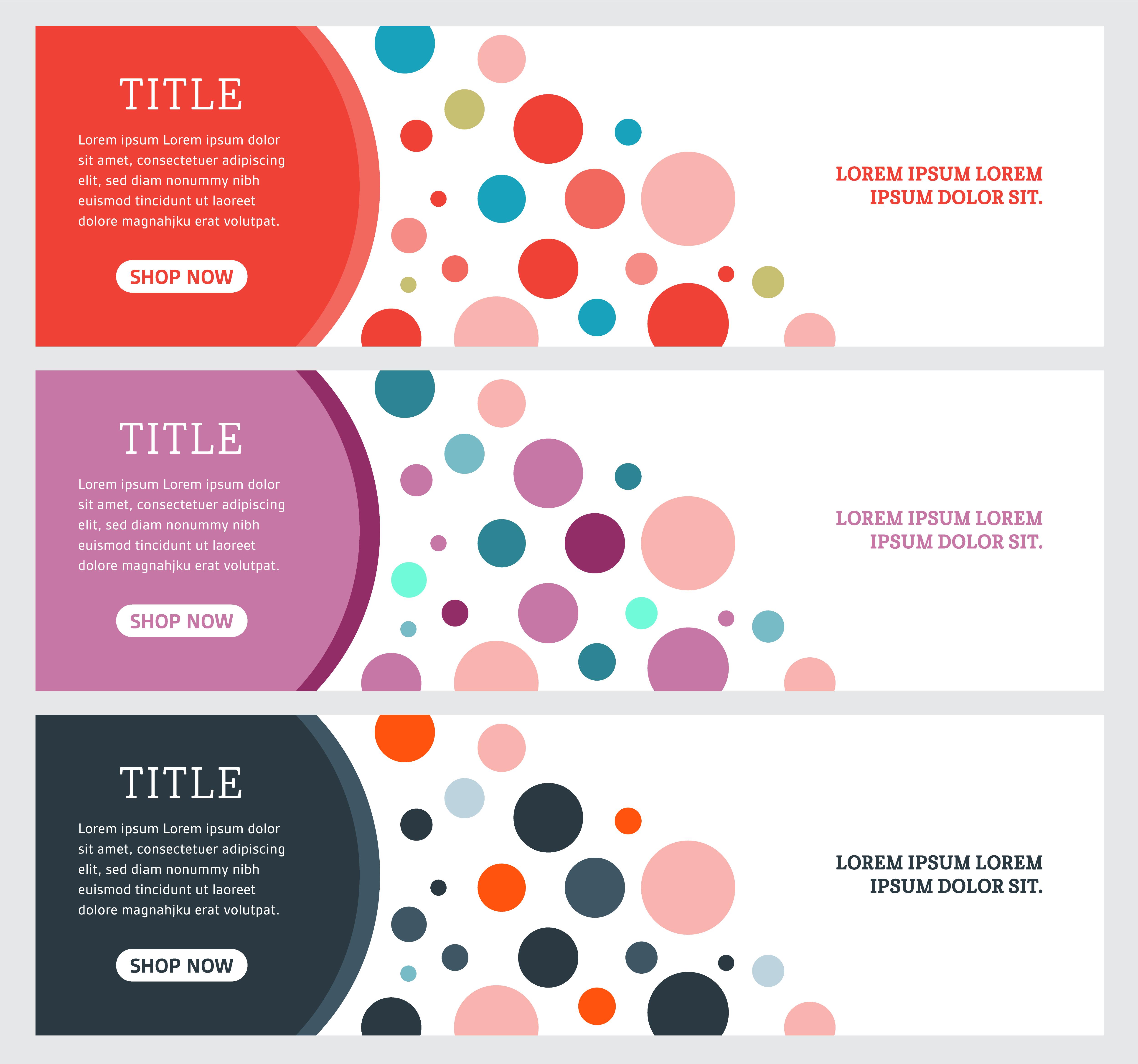 Web Banner-Dots