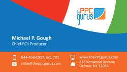 Business Card: PPC Gurus