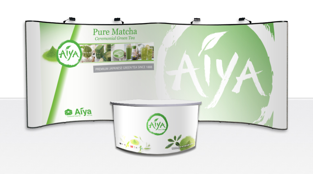 Trade Show Display: Aiya