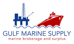 Gulf Marine Supply Logo