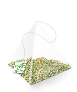 3D Rendering of Tea Bag