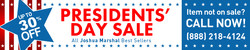 Web Banner Presidents Day 2