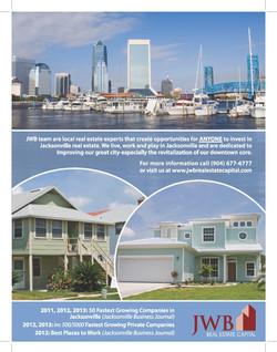 Advertisement: JWB Companies