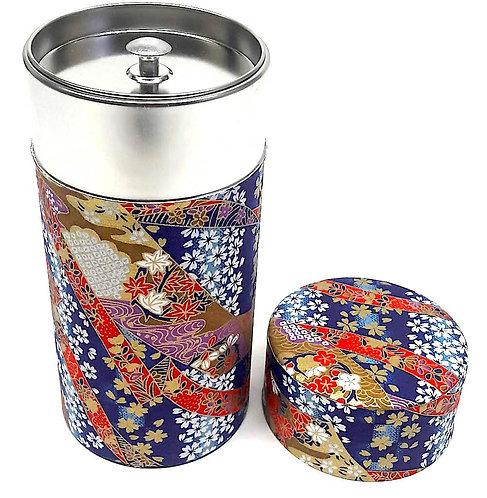 scatola da tè giapponese