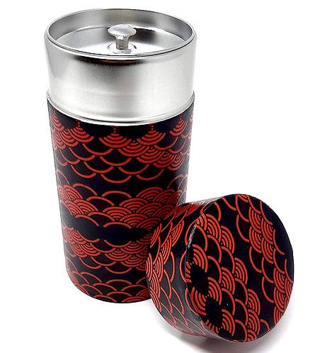 contenitore giapponese per il tè matcha