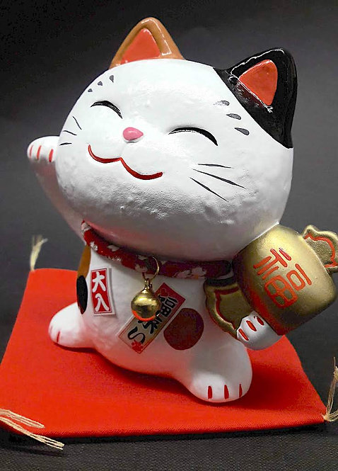 gatto giapponese,manekineko