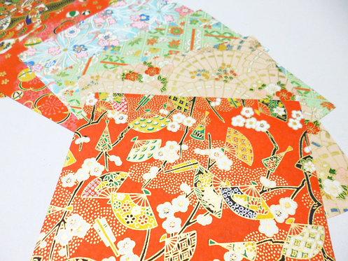 """carta per origami """"YUZEN WASHI"""""""