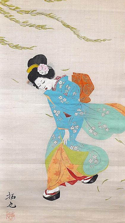 noren giapponesi arte giapponese
