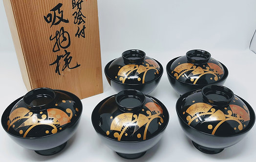 lacche giapponesi urushi