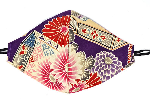 mascherine giapponesi in seta