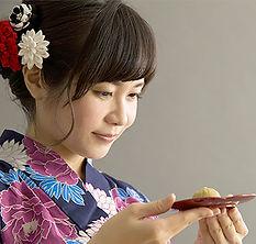 spilloni per capelli giapponesi