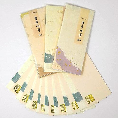 carta da lettera giapponese